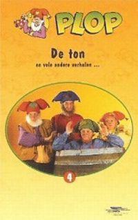 Cover Kabouter Plop - De ton en vele andere verhalen en liedjes... [DVD]